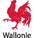 Logo du portail de la Wallonie en Belgique